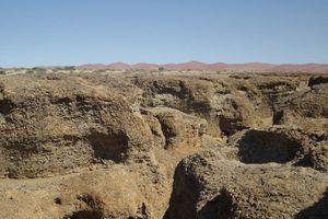 rotspartijen Namibië