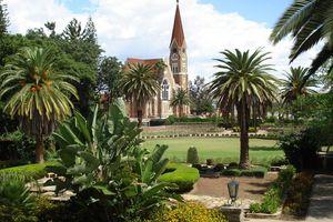 Kerk in Windhoek - Windhoek - Namibië
