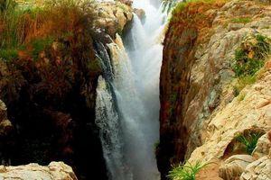 Epupa watervallen - Epupa Falls - Namibië