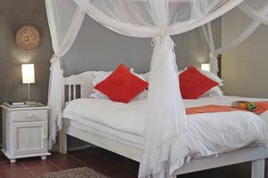 Elegant Farmstead, slaapkamer - Windhoek - Namibië