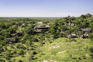 Ongava Lodge exterior - Ongava Lodge - Namibië