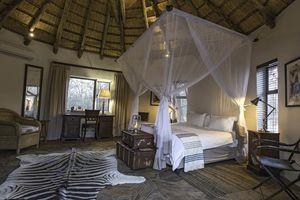 slaapkamer Onguma Etosha Aoba Lodge - Onguma Etosha Aoba Lodge - Namibië