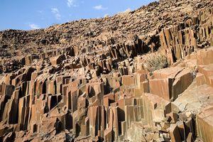 rotsen Damaraland - Damaraland - Namibië