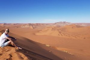 Deadvlei - Sossusvlei - Namibië