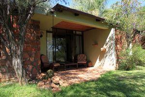 huisje Wabi Lodge - Wabi Lodge - Namibië