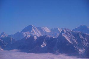 uitzicht Himalaya