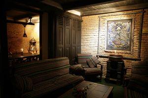 binnenkant Old Inn Bandipur - Old Inn Bandipur - Nepal