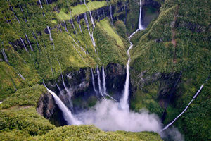 Trou de Fer - Reunion - Réunion