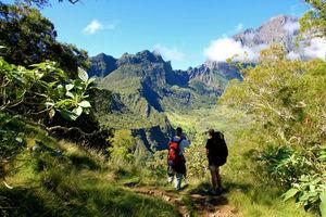 wandelen mafate - Cirque du mafate - Réunion