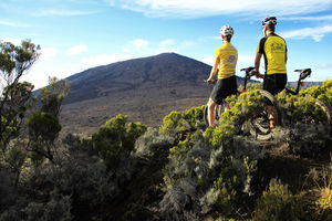 mountainbiken - le maido - Réunion