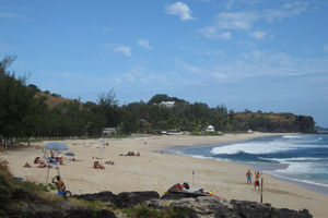 strand - Le Boucancanot - Réunion