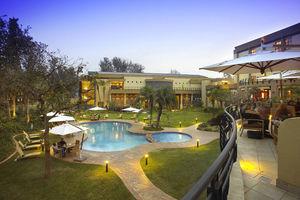 Kigali Serena Pool - Kigali Serena Hotel - Kigali - Rwanda
