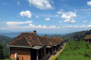 Accommodatie in het Nyungwe National Park - Nyungwe National Park - Rwanda