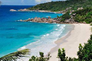 Strand - Petite Anse - Seychellen