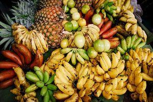 Fruit op de markt - Seychellen