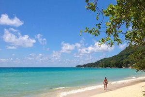 Strand van Beau Vallon - Beau Vallon - Seychellen