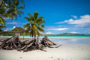 Cote d'Or Beach - Cote d'Or Beach - Seychellen