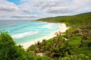 Grans Anse strand