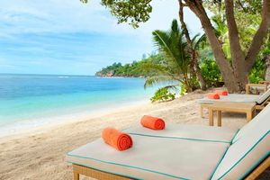 Baie Lazare Beach bij Kempinski Seychelles - Kempinski Seychelles - Seychellen