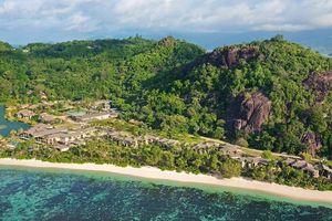 Uitzicht op Kempinski Seychelles - Kempinski Seychelles - Seychellen