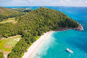 Lemuria aerial-view - Constance Lemuria - Seychellen