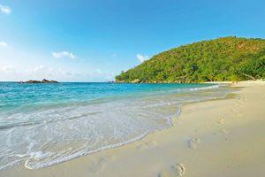 Lemuria strand - Constance Lemuria - Seychellen