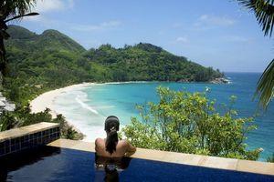 Banyan Tree guestroom Intendance pool villa - Banyan Tree - Seychellen