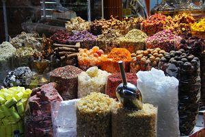 souk specerijen - Dubai - foto: pixabay