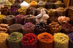 souk - spices - Dubai - foto: pixabay