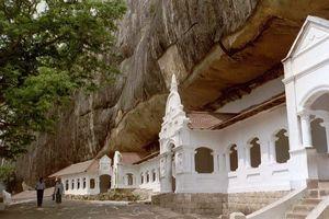 Cave temple - Dambulla - Sri Lanka