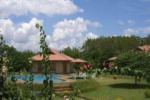 exterior - Hibiscus Garden Hotel - Tissamaharama - Sri Lanka