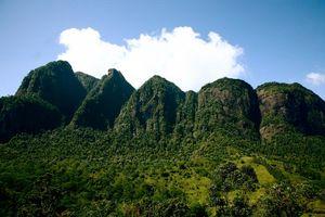heuvels Knuckels - Knuckels - Sri Lanka