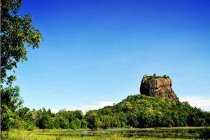 Lions Rock Sigiriya - Sigiriya - Sri Lanka