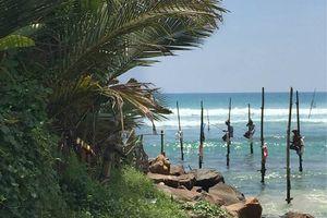 Vissers in Gale - Sri Lanka