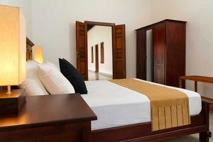 slaapkamer FOX Resort in Jaffna - FOX Resort - Sri Lanka