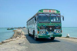 lokale bus in Jaffna - Jaffna - Sri Lanka