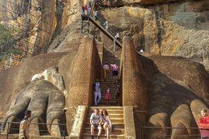 voet Lion's Rock - Sri Lanka