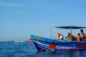 walvisexcursie in Trincomalee (2) - Trincomalee - Sri Lanka