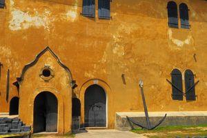 Galle koloniale muur - Galle - Sri Lanka