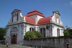 Wolvendaal kerk in Colombo - Colombo - Sri Lanka
