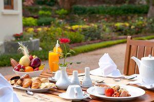 ontbijt van Amaya Bungalow in Kandy - Amaya Bungalow - Sri Lanka