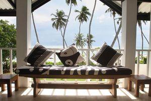 uitzicht van Coco Tangalla in Tangalla - Coco Tangalla - Sri Lanka