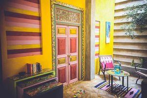 kamer van Aathma Colombo House in Colombo - Aathma Colombo House - Sri Lanka