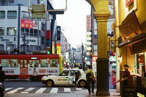 stadsbeeld - Nagasaki - Japan - foto: flickr