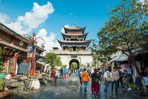 straat - Dali - China - foto: pixabay