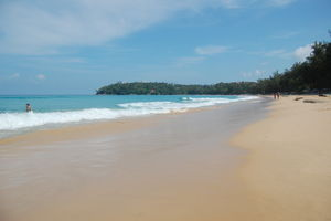 Strand Kata Beach in Phuket - Thailand