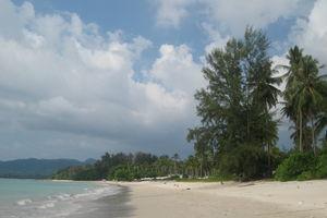 Strand in Khao Lak - Thailand