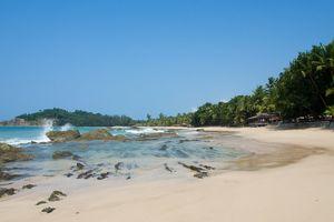 strand van Ngapali Beach - Myanmar - foto: flickr