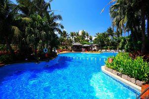 zwembad - Caesar Park - Kenting - Taiwan