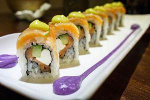 Taipei sushi